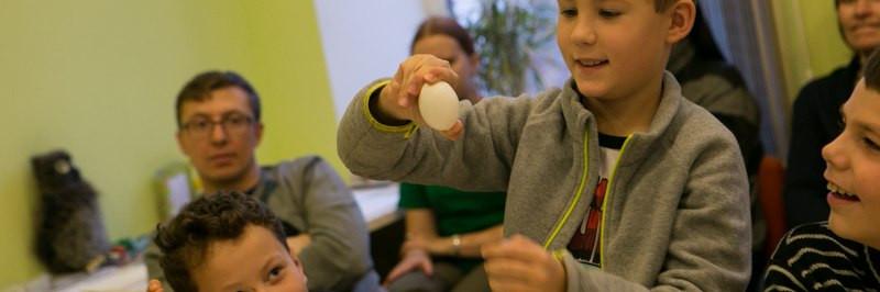 Зоопарк Крутые факты о яйцах 2014 Булкин