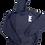 Thumbnail: Flower Blue Sweatshirt