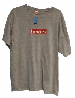Supreme Lancers- grey
