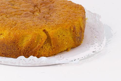 Torta di carote - Senza Burro