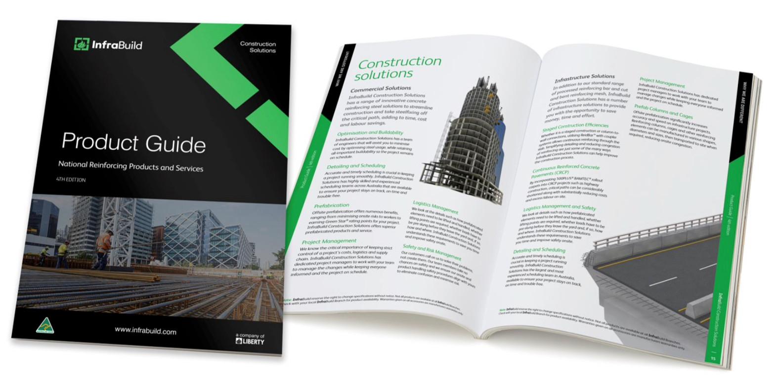 InfraBuild Construction Solutions