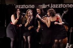 The Ladybirds @ Jazztone Lörrach 2018