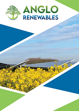 Anglo Renewables brochure - solar farm development