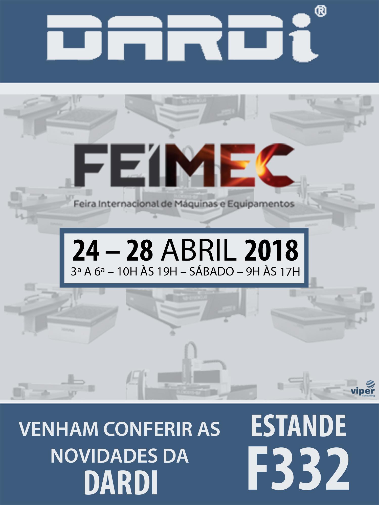 Convite Feimec DARDI