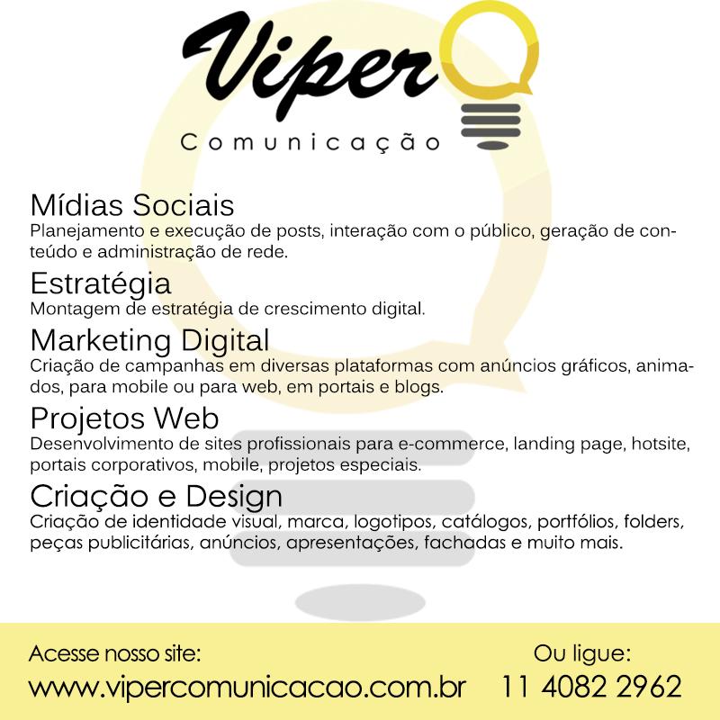 VIPER COMUNICAÇÃO