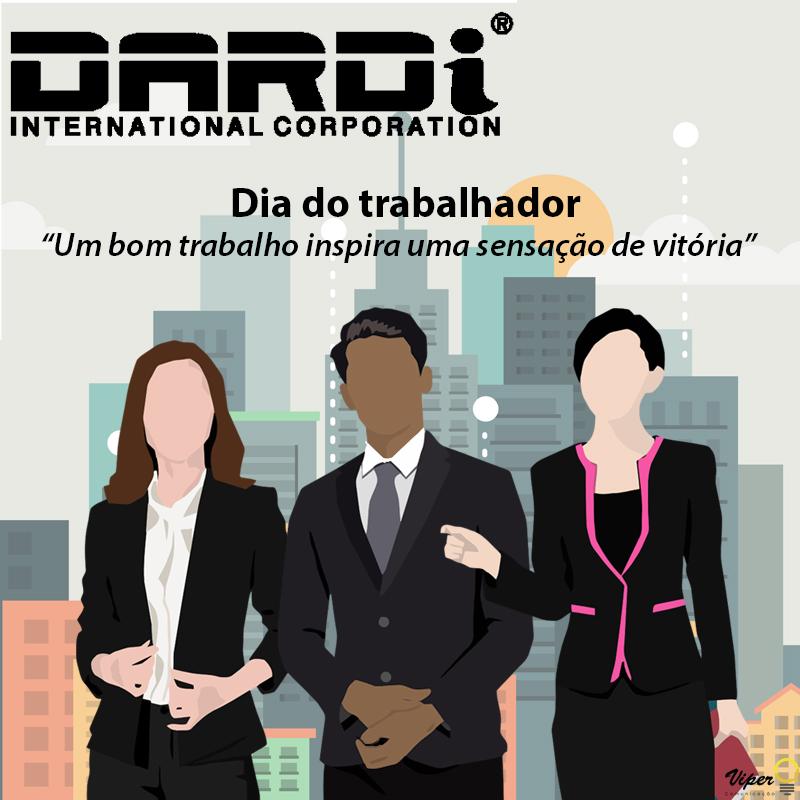 Post DARDI Dia do trabalhador