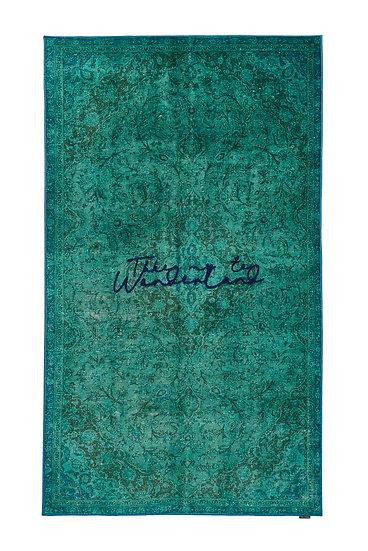 Vintage Carpet - Take me to Wonderland - 335cm x 193cm - (Base price: 464 €/m²)