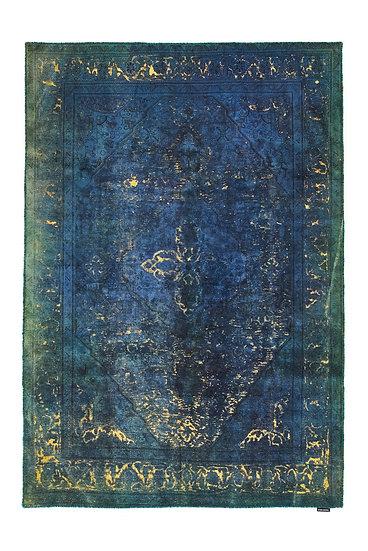 Vintage Carpet - Blue - 284cm x 196cm - (Base price: 305 €/m²)