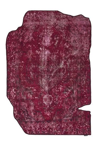 Vintage Carpet - Red - 285cm x 195cm - (Base price: 306 €/m²)