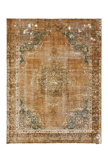 Vintage Carpet - Yellow - 375cm x 286cm - (Base price: 205 €/m²)