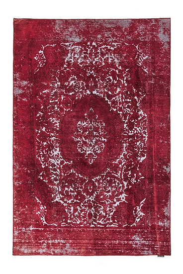 Vintage Carpet - Red - 290cm x 192cm - (Base price: 305 €/m²)