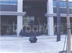1996 12 신한 리버타워 외부조형물, 내부회화