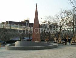 2004 09. 서울시 광진구 문화예술회관 상징 조형물