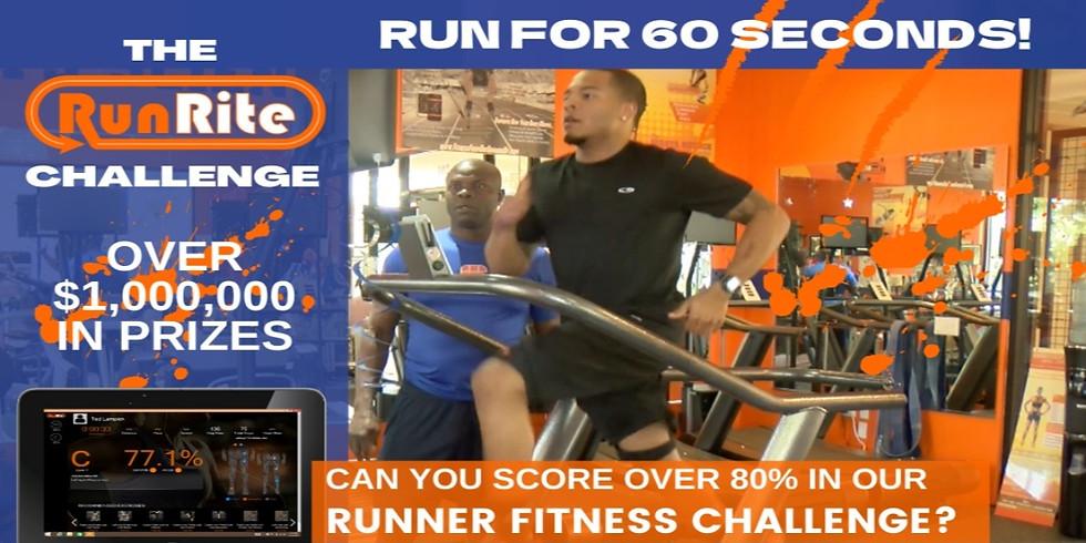 The Elk Ridge RunRite Challenge