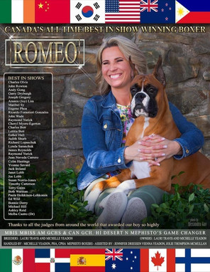 The world loves Romeo