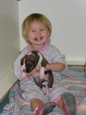 Baby Savannah