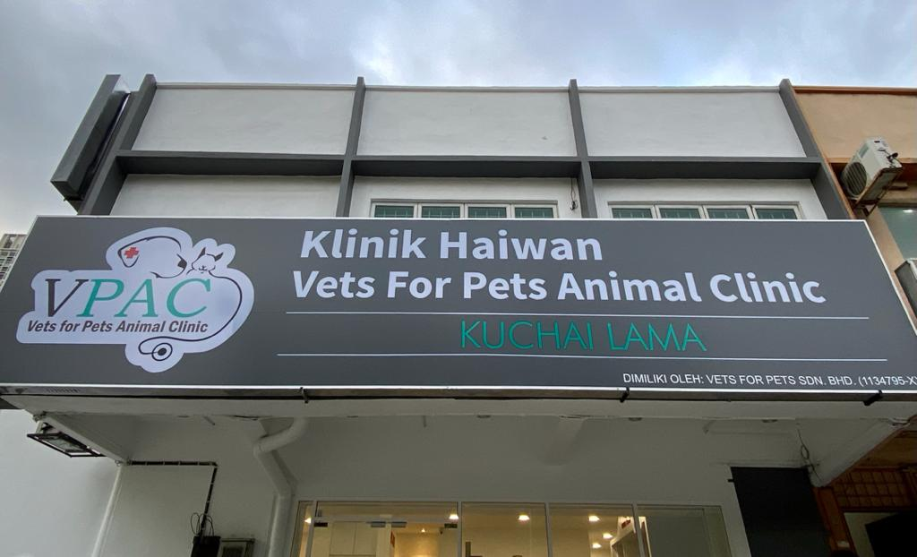 Vets for Pets Animal Clinic Kuchai Lama