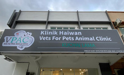 Vets for Pets Animal Clinic Kuchai Lama