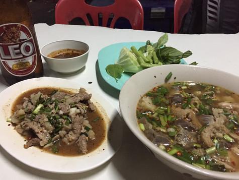 タイといえば屋台料理!