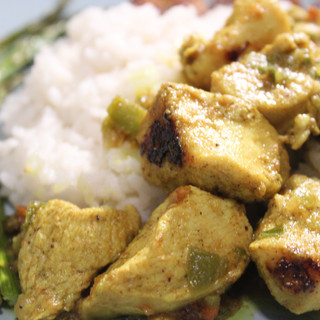 Curry Chicken for Beginners