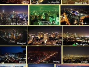 International NightSeeing, Planning Continues: Megacities
