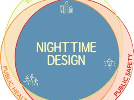 Best of Nighttime Design: Elaborated by Voice, Writing and Video