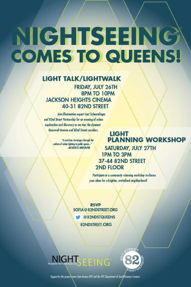 NightSeeing 82nd Street Partnership
