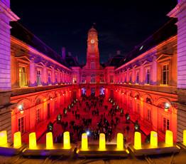 Fête des Lumières; a NightSeeing™ LightWalk in Lyon, Part 2