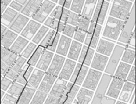 Light Planning; Chinatown Little Italy Historic District