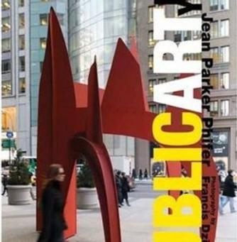 PUBLIC ART NEW YORK, a new guidebook, features Coney Island Parachute Jump illumination