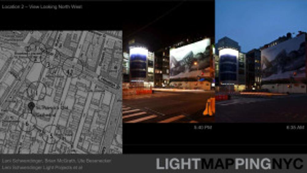 Lightmapping NYC-Shades of Night Study