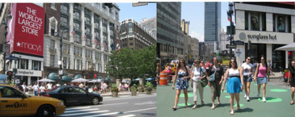 pedestrianization - Herald Square