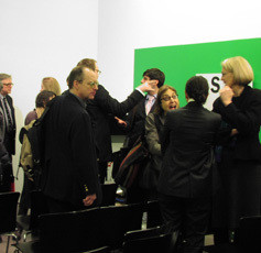 """Report: """"21st Century Parks"""" Book Reception, January 6, 2011"""