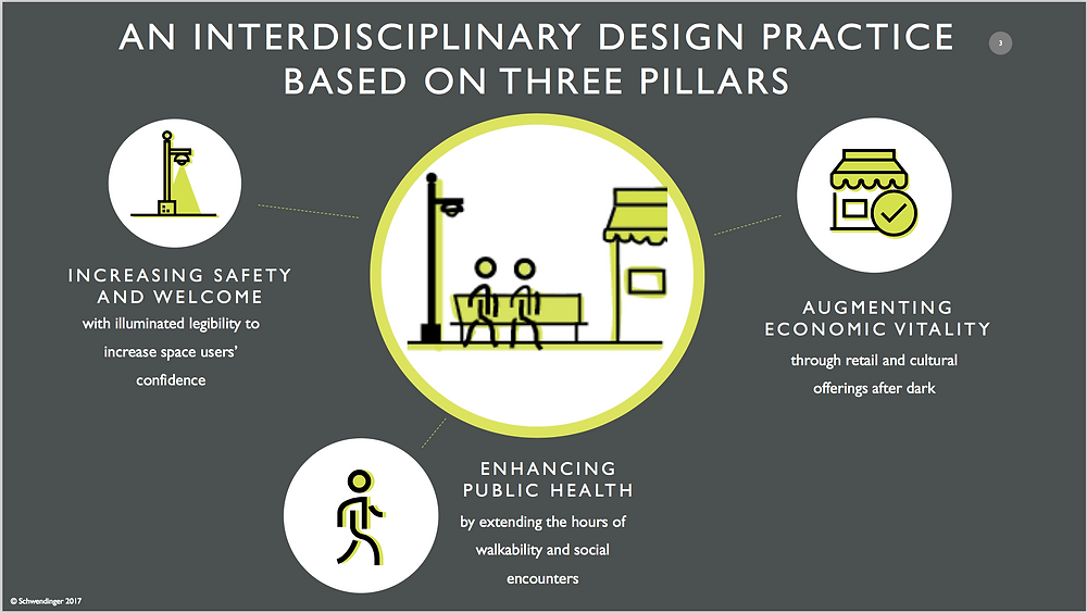 Nighttime Design_three pillars