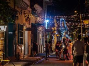 City Lights, Nighttime Design: the future of night, a spirited video, an international collaboration