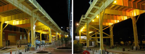 Light Projects LTD Illumination Louisville 2nd Street lighting images