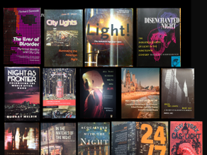 Leni's eclectic nighttime design bibliography