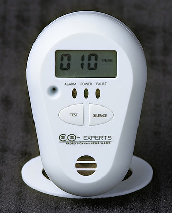 Low Level Carbon Monoxide Monitor by CO Experts