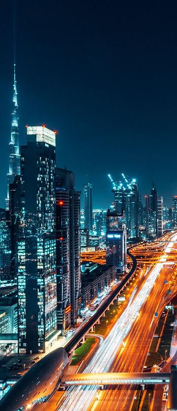 Dubai Sheikh Zayed Road