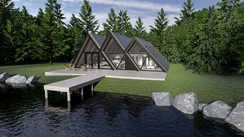 Design Dream Home (Sketcxhup Challenge)