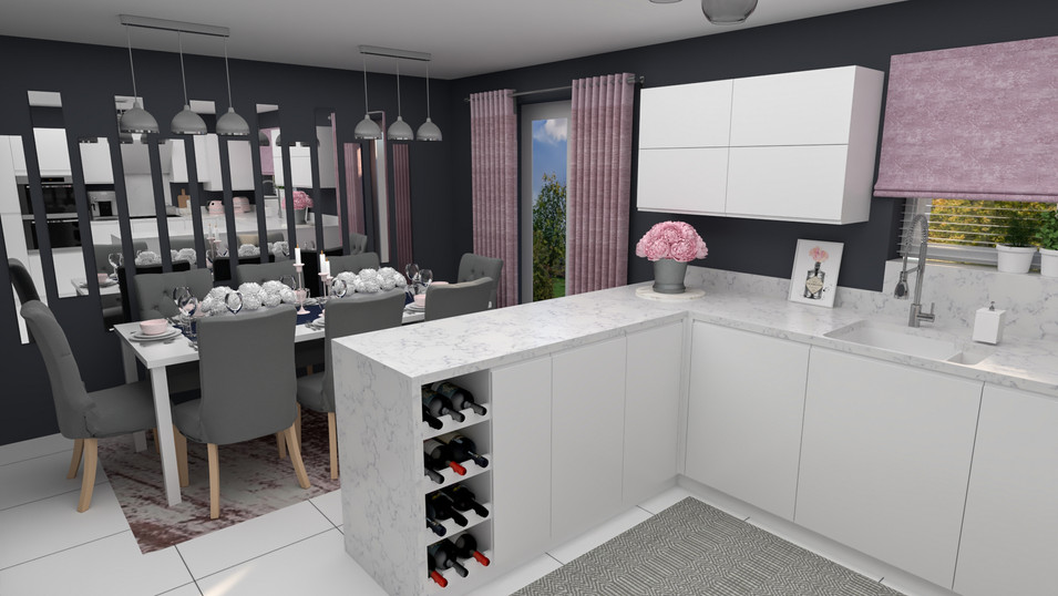 Kitchen / Dining (Silver Package)