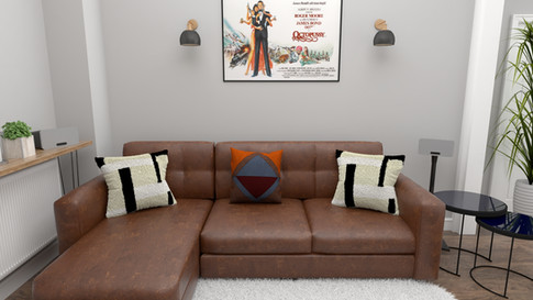 Tv Room (Silver Package)