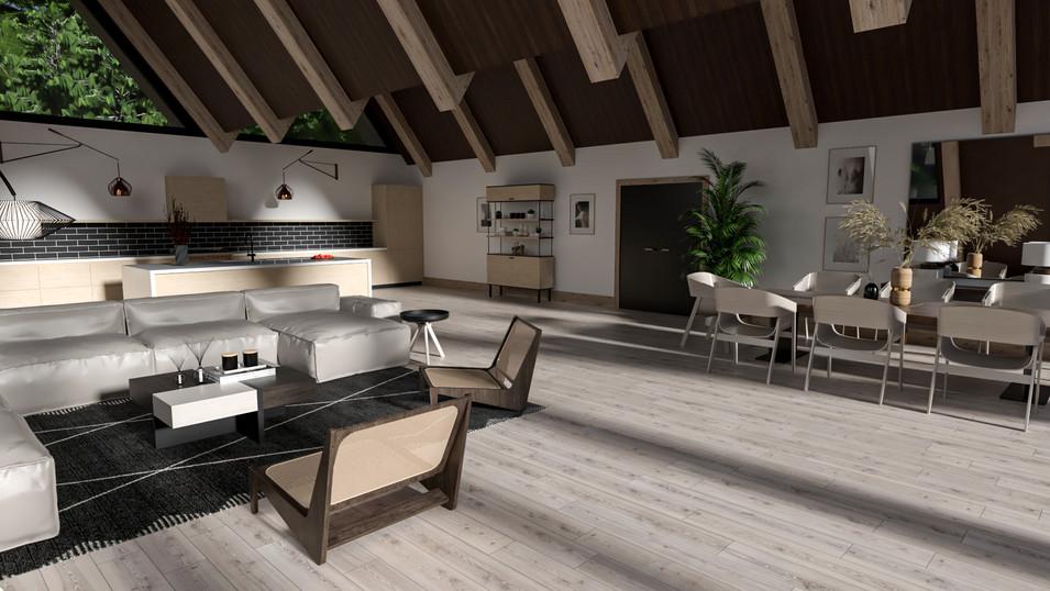 Dream Holiday Home Render (Sketchup UK Challenge)