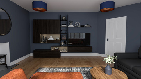 TV Room (Gold Package)