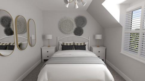 Master Bedroom (Gold package)