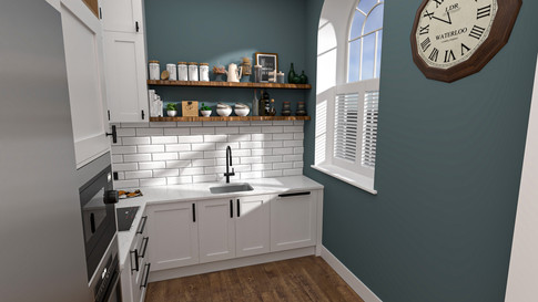 Kitchen (Silver Package)
