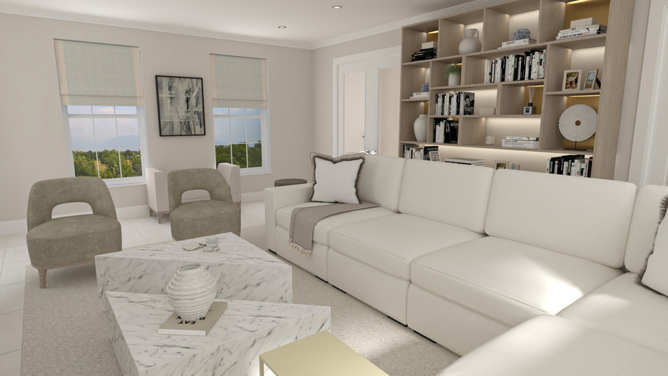 Living Room (Silver Package)