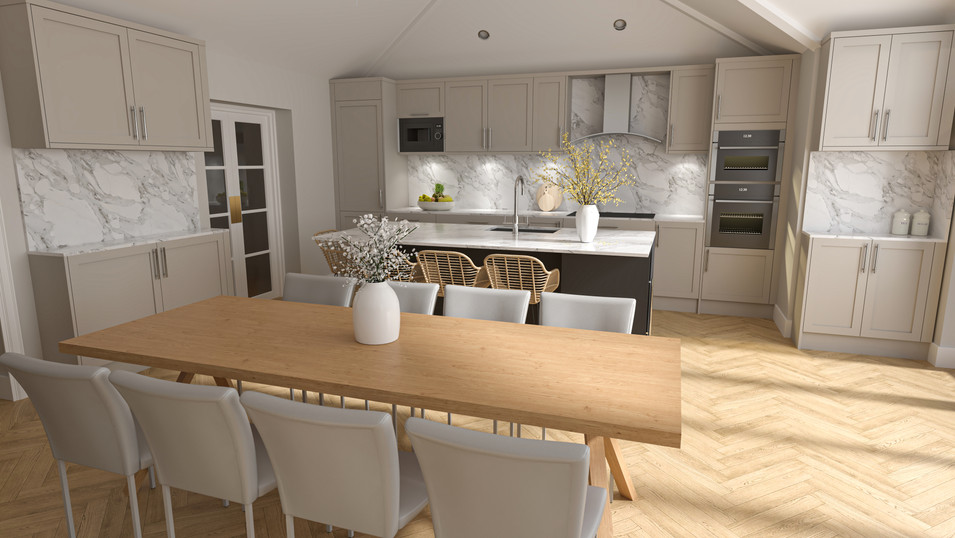 Kitchen / Dining (Gold Package)