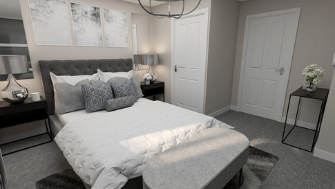 Master Bedroom (Silver Package)