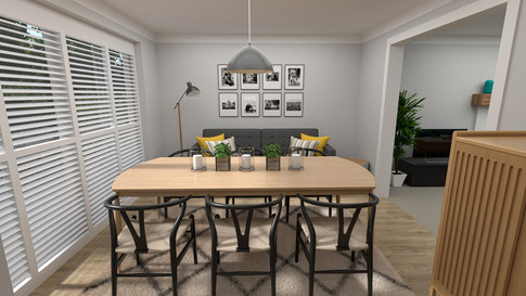 Dining Area (Gold Package)